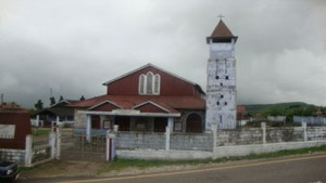 Presbyterian Church Nongsawlia